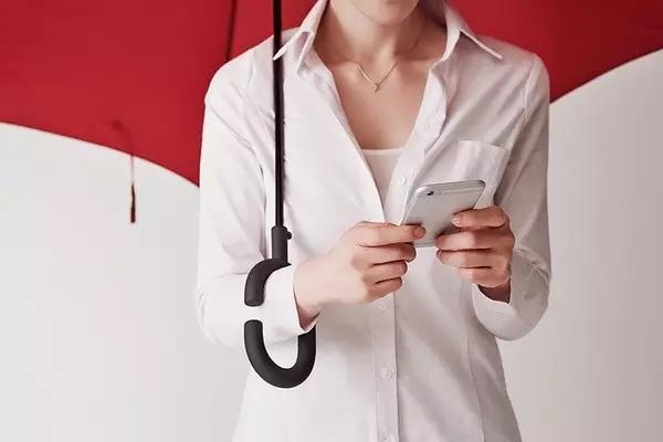 phone-brella雨伞设计