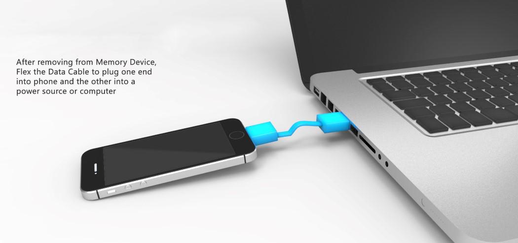iphone数据充电二合一