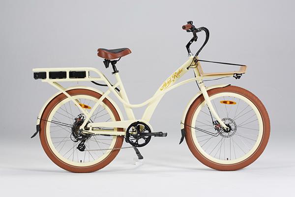 办公型自行车设计