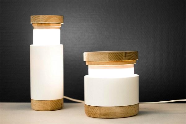 西班牙Abre Lamp创意台灯设计欣赏