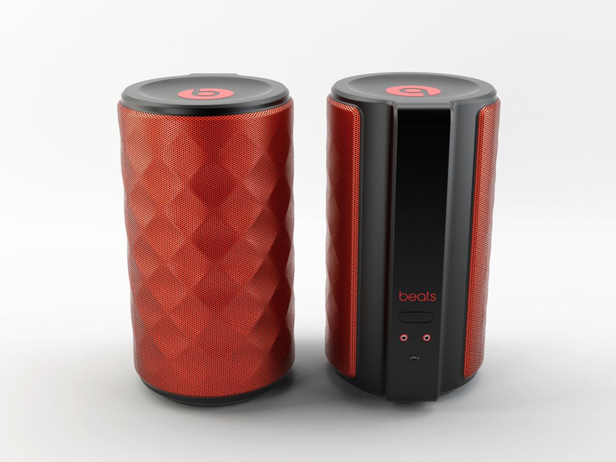 魔音音箱-中国设计在线