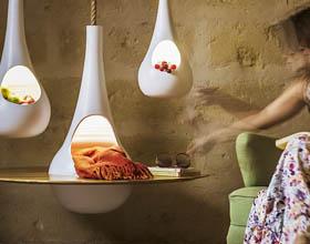 容器―意大利Goccia家居装饰用品设计