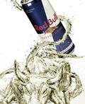 红牛饮料海报设计