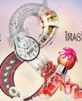 Adobe活动展厅海报设计