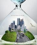 全球变暖主题公益海报设计