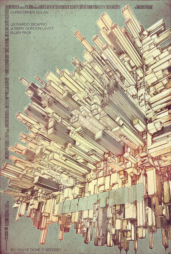 24款国外海报设计欣赏