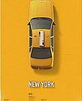 CityCab海报设计