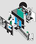 Herman Miller Then x Ten海报设计