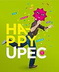 快乐的UPFC海报设计