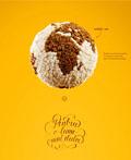 Sugar Globe 糖的世界创意海报欣赏