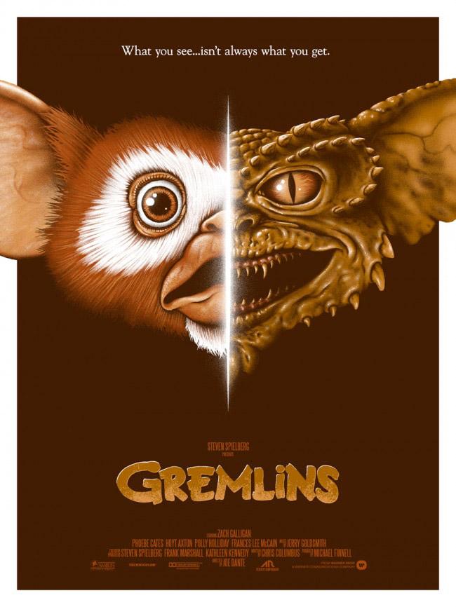 Adam Rabalais插画风格电影海报设计