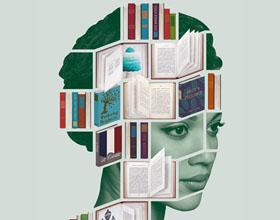 非凡创意的Kingsmead书展活动海报设计欣赏