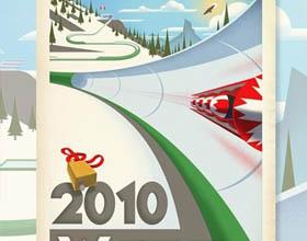 40张酷运动海报设计灵感