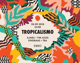 Tropicalismo音乐节海报设计