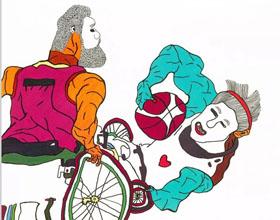 名家名作:2020东京奥运会和残奥会官方艺术海报欣赏