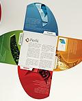 生物实验室画册设计