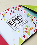 2010年EPIC奖画册设计