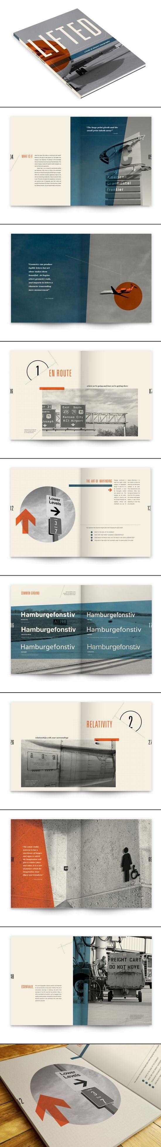 20套国外优秀创意画册设计