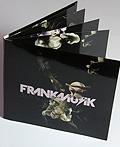 Frankmusik画册设计