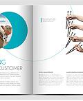 多用途专业手册设计