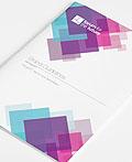 未来论坛画册设计