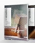 spreaders杂志版式设计