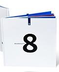 Rijnstraat 8手册设计