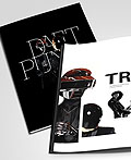 Daft Punk - RAM 2013画册设计