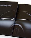梅赛德斯奔驰画册设计