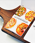 餐厅宣传册设计实例