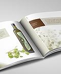 Andania Gaia画册设计