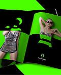 时尚设计师Elena Romanova品牌形象画册