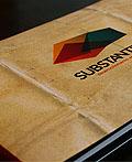 Substantiva品牌画册设计