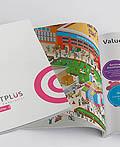 recruitplus企业形象画册设计