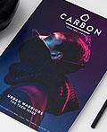 Carbon杂志版式设计