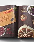 Savor食品杂志版式设计