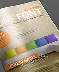 30本最佳印刷杂志封面设计