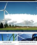 VSB法国光伏电站10周年画册及web展示