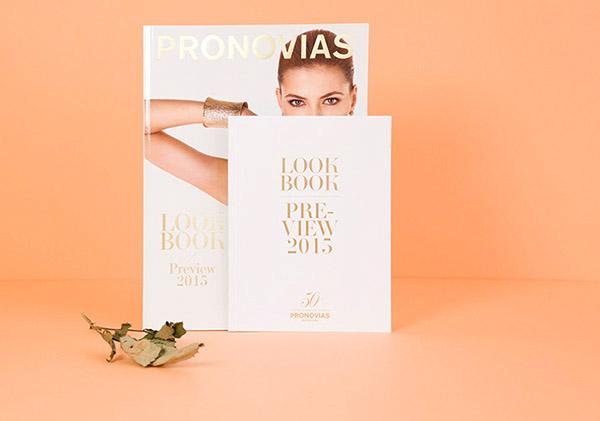 全球第一大婚纱礼服品牌PRONOVIAS 2015目录画册