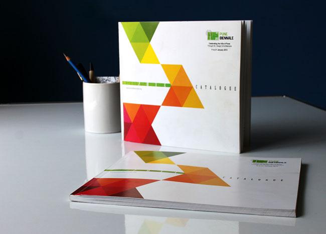 PUNE双年展画册设计欣赏