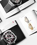 Seculus腕表画册设计