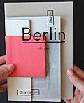 柏林旅行指南画册设计