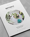 30款极简风格漂亮画册设计