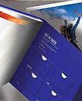 罗素贝德公司画册设计