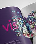 Florabella公司画册设计