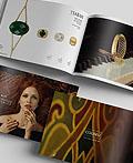 Coliseu珠宝画册设计