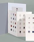 芬兰Samuji品牌男装画册设计
