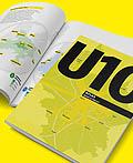 U10–Atlas Regio Utrecht画册设计