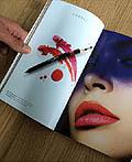 墨西哥Nahema 世界杯外围投注网站vo时尚化妆品画册设计