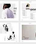 Angelina画册设计欣赏
